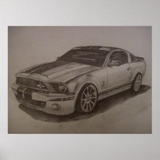 Mustango 2 impresiones