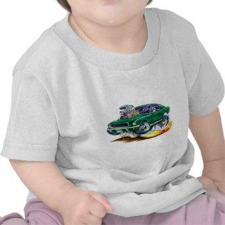 Mustango de Bullitt con el motor grande Camiseta