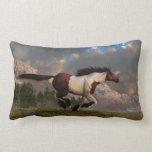 Mustango galopante almohada
