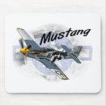 Mustango P51 Tapetes De Raton