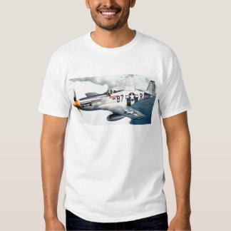 MUSTANGO P-51 CAMISAS