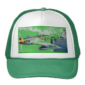 MUSTANGO P-51 GORRAS