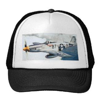 MUSTANGO P-51 GORRAS DE CAMIONERO
