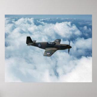 Mustango P-51 Impresiones