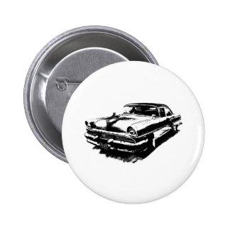 Mustango raro del vintage de los coches viejos del pin