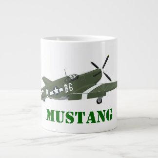 Mustango Taza De Café Grande