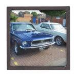 Mustangos clásicos de Ford Caja De Regalo De Calidad
