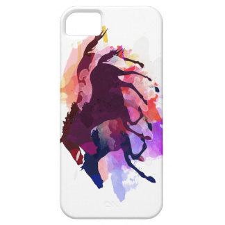 Mustangos - el manojo salvaje iPhone 5 funda