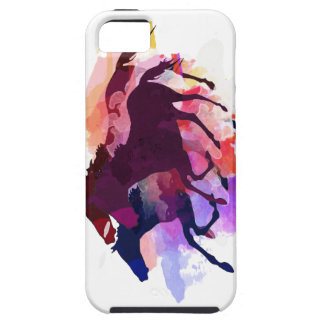 Mustangos - el manojo salvaje iPhone 5 cárcasa