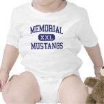 - Mustangos - joven conmemorativo - Middleboro Trajes De Bebé