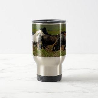 Mustangos Tazas De Café