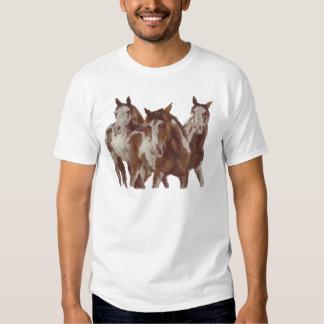 Mustangs - Galloping Horses T-Shirt