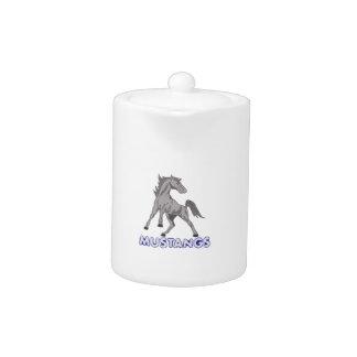 Mustangs Mascot