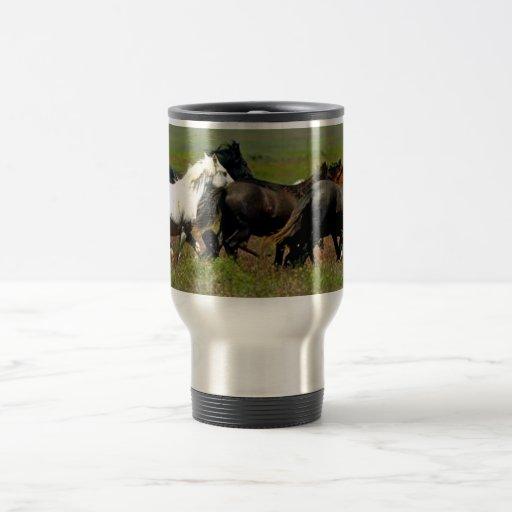 Mustangs Mugs