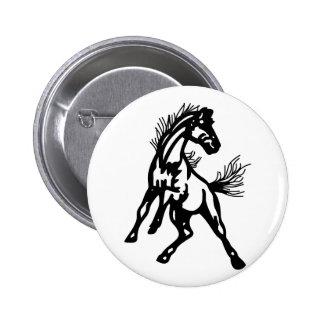 Mustangs Pinback Button