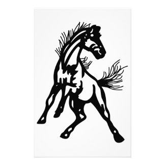 Mustangs Stationery