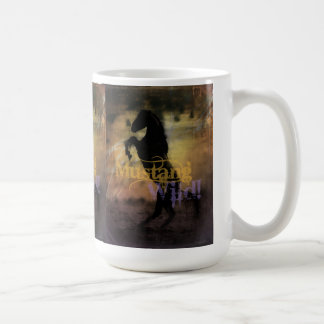 MustangWILD Ceramic Mug