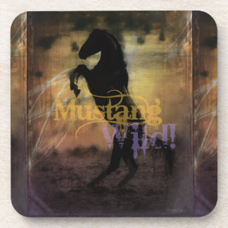MustangWILD Coasters