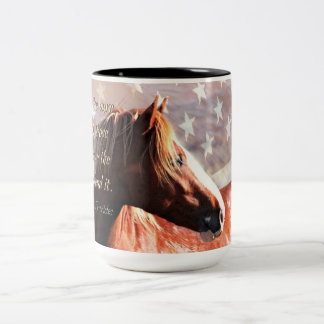 MustangWILD Mug