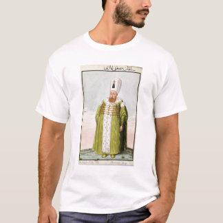 Mustapha I (1591-1639) Sultan 1617-18, 1622-23, fr T-Shirt