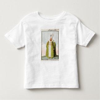 Mustapha I (1591-1639) Sultan 1617-18, 1622-23, fr Toddler T-shirt