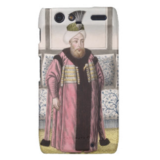 Mustapha II (1664-1703) Sultan 1695-1703, from 'A Motorola Droid RAZR Covers