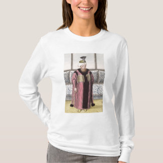 Mustapha II (1664-1703) Sultan 1695-1703, from 'A T-Shirt