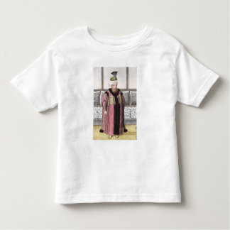 Mustapha II (1664-1703) Sultan 1695-1703, from 'A Toddler T-shirt