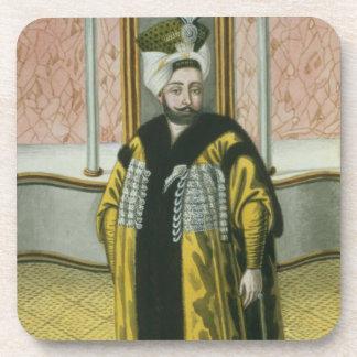 Mustapha IV (1779-1808) Sultan 1807-8, from 'A Ser Beverage Coaster