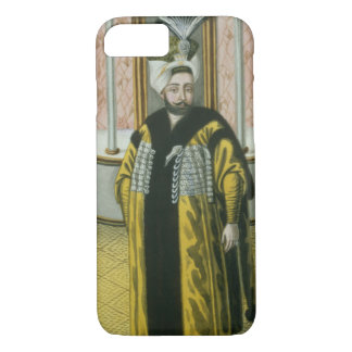 Mustapha IV (1779-1808) Sultan 1807-8, from 'A Ser iPhone 7 Case