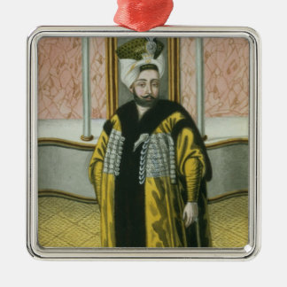 Mustapha IV (1779-1808) Sultan 1807-8, from 'A Ser Metal Ornament