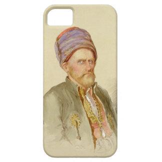Mustapha - Moslem from Batum, c.1852 iPhone SE/5/5s Case