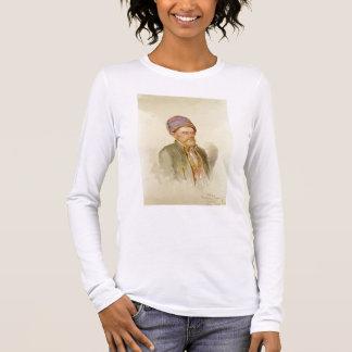 Mustapha - Moslem from Batum, c.1852 Long Sleeve T-Shirt