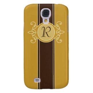 Mustard Classic Harvest 3G/3GS  Samsung Galaxy S4 Case