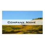 Mustard Grass Business Card