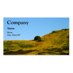 Mustard Grass Business Cards