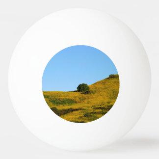 Mustard Grass Ping-Pong Ball