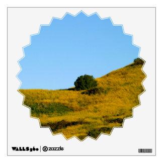 Mustard Grass Wall Decal