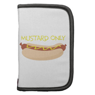 Mustard Only Planners