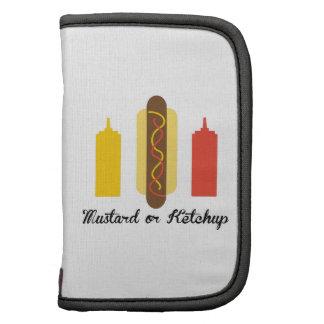 Mustard Or Ketchup Organizers