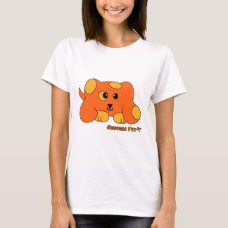 Mustard Pup Pudgie Pet T-Shirt