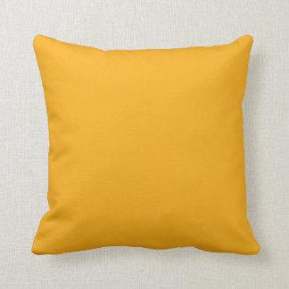 """Mustard Yellow"" Pillow"