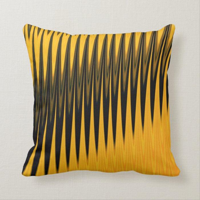 mustard yellow throw pillow zazzle. Black Bedroom Furniture Sets. Home Design Ideas