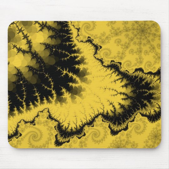 Musty Feathered Star Mousepad
