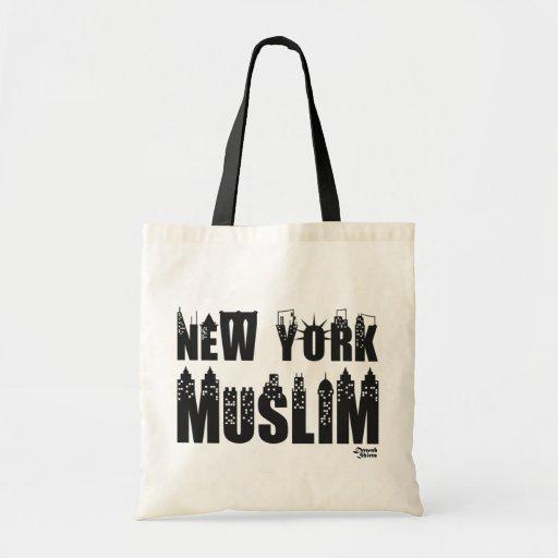 Musulmanes de Nueva York Bolsas
