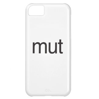 mut case for iPhone 5C