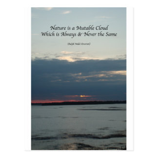 Mutable Cloud Postcard