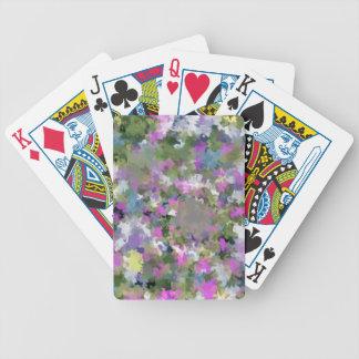 Mutaciones en color baraja cartas de poker