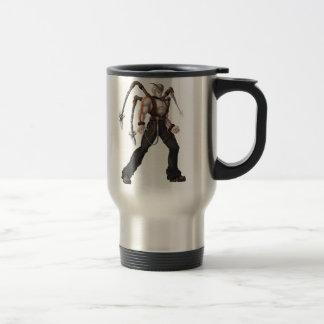 Mutant Anime Hero Coffee Mug