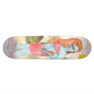 Mutant Anna Anastasia Original, Art Signature Skateboard Deck